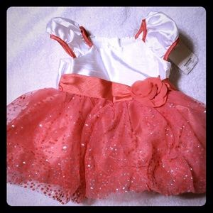 George NWT newborn dress for easter